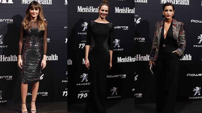 Aitana, Eva González e Inma cuesta en la gala Men's Health