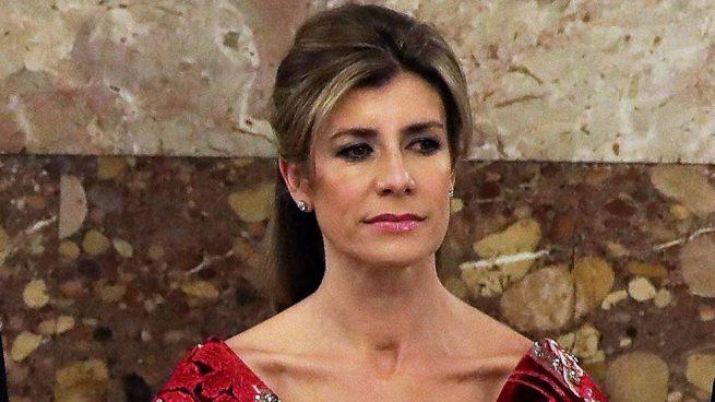 Begoña Gómez, protagonista inesperada de la cena de gala en el Palacio Real