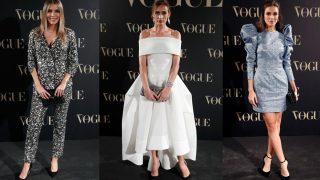 GALERÍA: Descubre a los VIP que han posado en la alfombra negra de los premios Vogue Joyas 2018 / Gtres