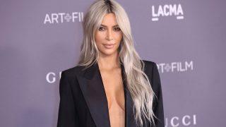 A Kim Kardashian le encanta presumir de escote / Gtres