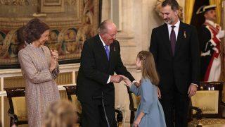 La Familia Real se reunirá, pero no estarán todos / Gtres.