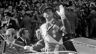 El rey Juan Carlos, durante la transición / Gtres.