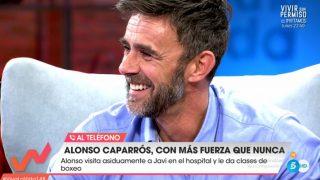 Alonso Caparrós, en 'Viva la Vida' / Telecinco.