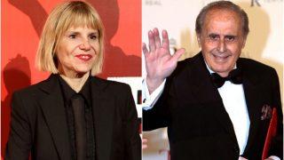 Jaime Peñafiel y Eugenia Martínez de Irujo, enfrentados / Gtres.