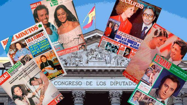Constitución 1978 revistas