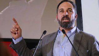 Santiago Abascal, líder de VOX/ Gtres