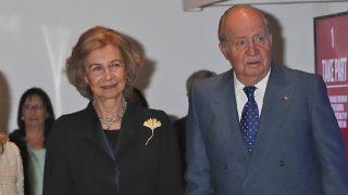 Don Juan Carlos y doña Sofía también han retomado su agenda conjunta / Gtres
