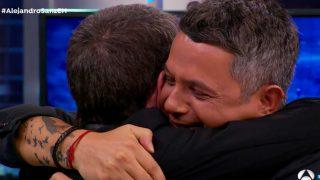 La visita de Alejandro Sanz a 'El Hormiguero' fue de lo más emotiva / Antena 3