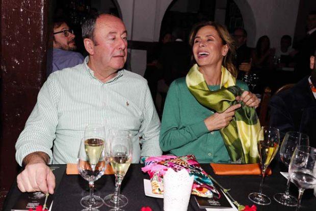 Luis MIguel Rodríguez, Ágatha Ruiz de la Prada
