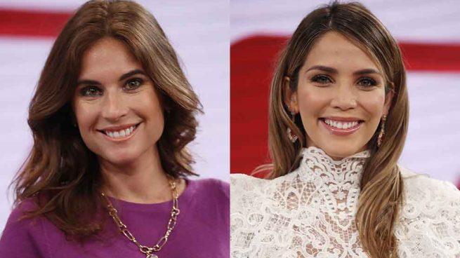 Lourdes Montes y Rosanna Zanetti