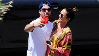 David Bisbal y Rosanna Zanetti, disfrutando de un verano / Gtres.