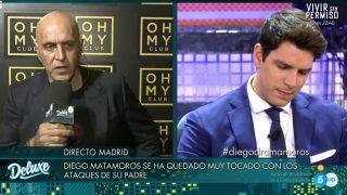 Diego Matamoros y Kiko Matamoros, cara a cara / Telecinco.