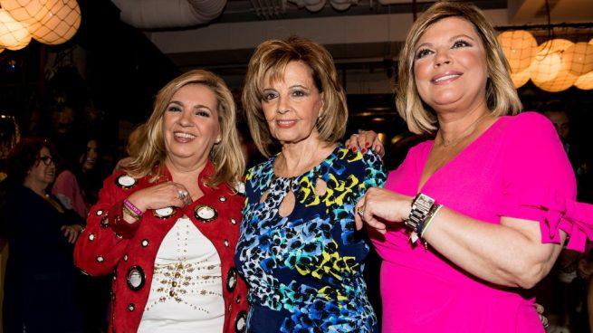 María Teresa Campos, Carmen Borrego Terelu Campos