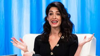 Amal Clooney, siempre impecable / Gtres
