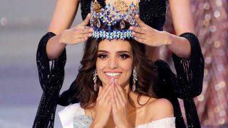 La mexicana Vanessa Ponce de León, nueva Miss mundo / Gtres
