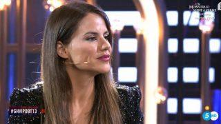 Mónica Hoyos en el Debate de GH VIP 6./Mediaset