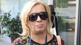 """Carmen Borrego planta cara a las críticas por su """"huida""""/ Gtres"""