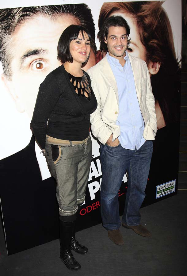 Irene Villa y Juan Pablo Lauro