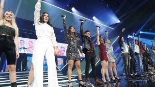 Los chicos de 'OT 2018' conocerán este martes las canciones para Eurovisión/ Gtres