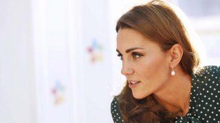 Kate Middleton durante el acto / Gtres