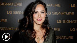 Tamara Falcó en la gala de LG Signature Artweek / Gtres