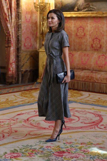 Déjà Vu: La Reina le copia el look a sus hijas en clave low cost