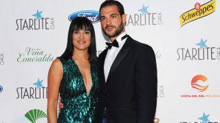Irene Villa y su marido, Juan Pablo Lauro, en una imagen de este pasado verano / Gtres