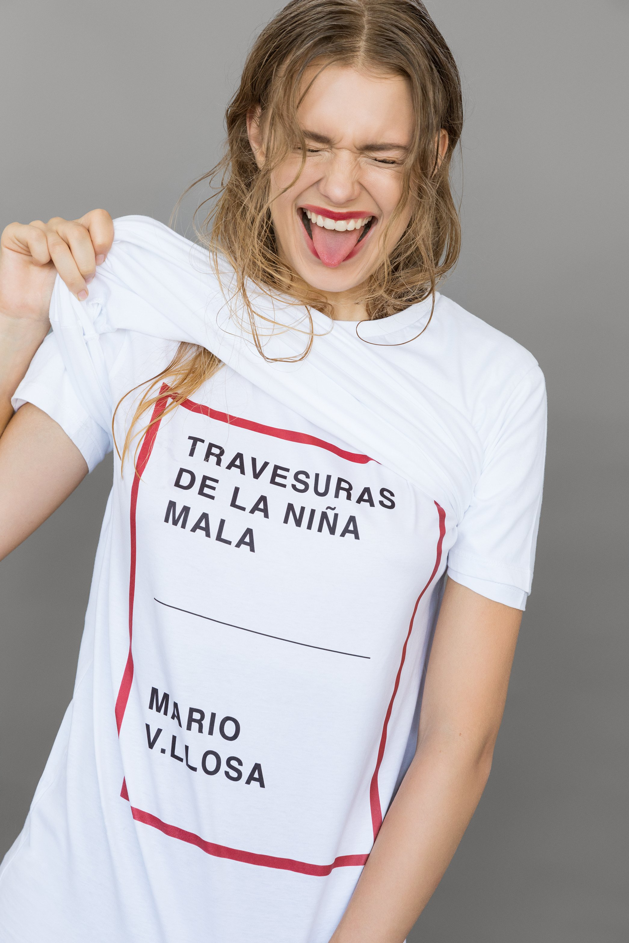Camiseta TF By Tamara Falcó