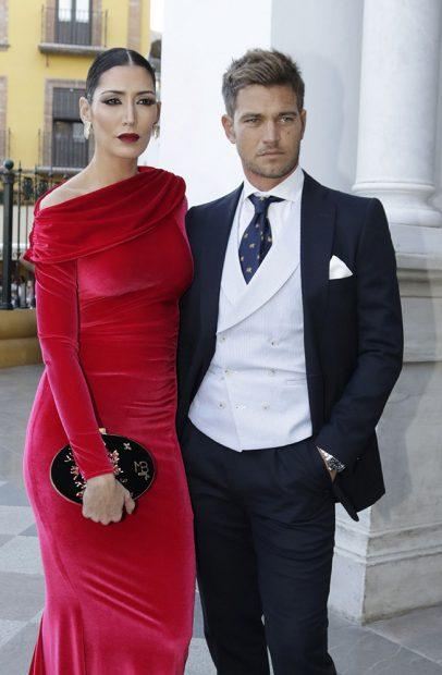 Julio Benítez e Isabel Jiménez
