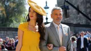 Amal y George Clooney. / Gtres