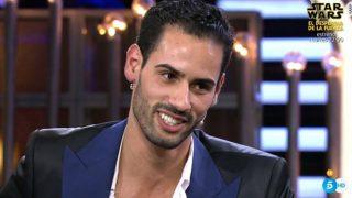 Asraf Beno, último expulsado de GH VIP./Mediaset