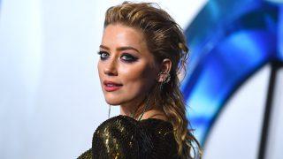 Amber Heard en el estreno de 'Aquaman' / Gtres
