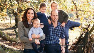 Los hijos de Kate y Guillermo son los protagonistas de su christmas / Gtres