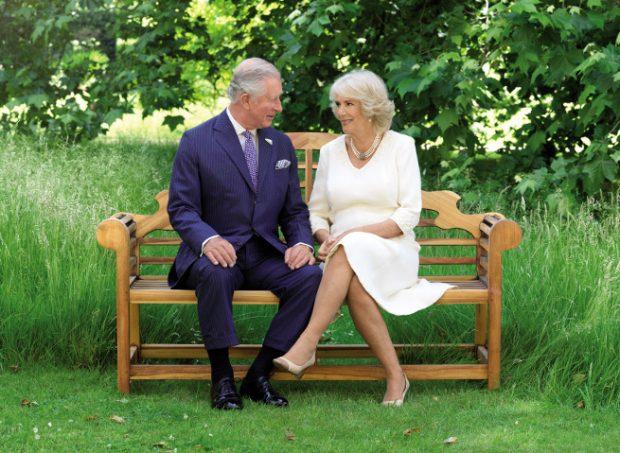 Príncipe Carlos de Inglaterra, Camilla Parker