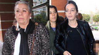 Carmen Gahona e Inma Cuevas en un fotomontaje de Look / Gtres