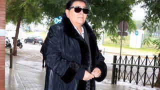 La cantante María del Monte ha querido despedir a su amigo Chiquetete / Gtres