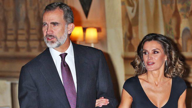 Felipe y Letizia, 'destronados' por los universitarios