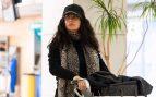 El divertido incidente de Salma Hayek en el aeropuerto de Almería
