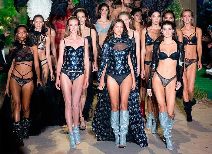 Irina Shayk ya tiene el body 'low cost' más sexy de la Navidad