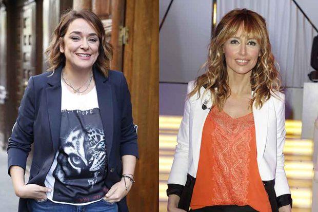 Toñi Moreno y Emma García