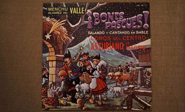 El disco de Menchu Álvarez del Valle