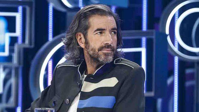 Joe Pérez-Orive durante la final de Operación Triunfo