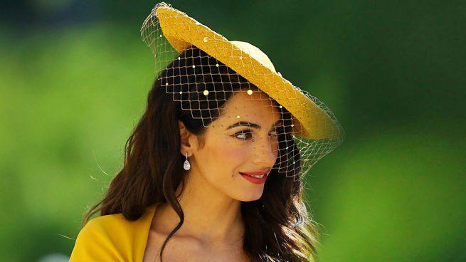 Amal Clooney boda