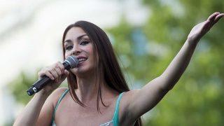 Celia Flores, durante una actuación / Gtres.