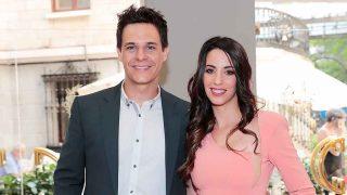 Christian Gálvez y Almudena Cid, posando juntos / Gtres