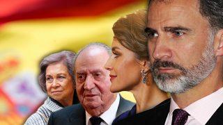 La Familia Real suspende en 2018