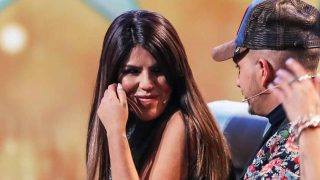 Omar Montes y Chabelita, durante la última gala de GH VIP / Gtres