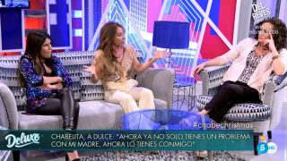 Isa Pantoja y Dulce, enfrentadas / Telecinco.