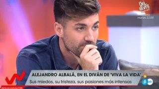 Alejandro Albalá, en 'Viva la Vida' / Telecinco.