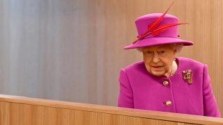 La reina Isabel II/ Gtres